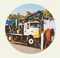 Top-of-the-line Vactor trucks are the core of our fleet